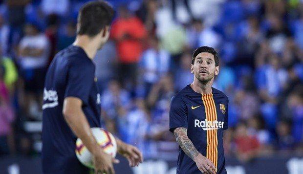 Piqué y Messi saben qué jugador madridista se hace la cirujía