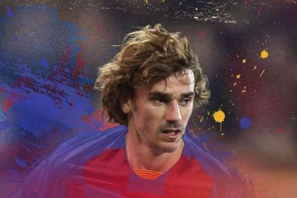 Griezmann al Barça