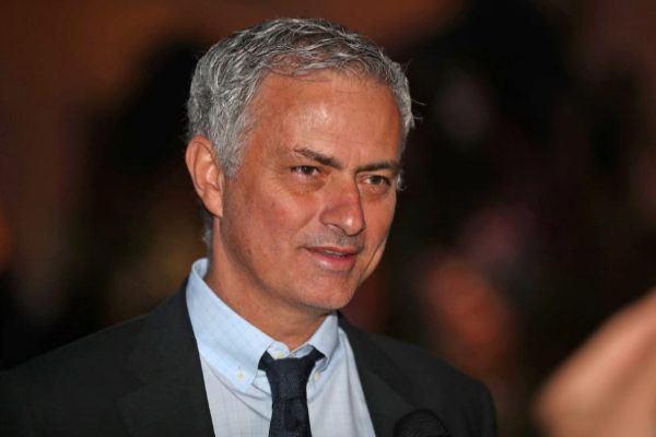 José Mourinho suena para el Valencia