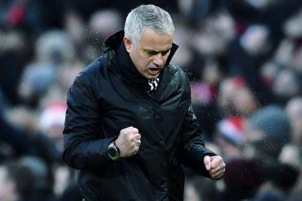 Jose Mourinho entrenador