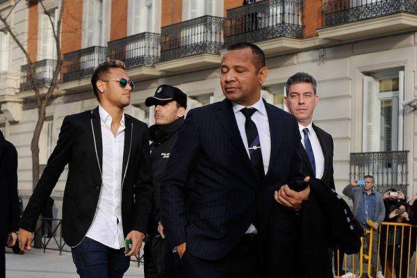 Neymar padre