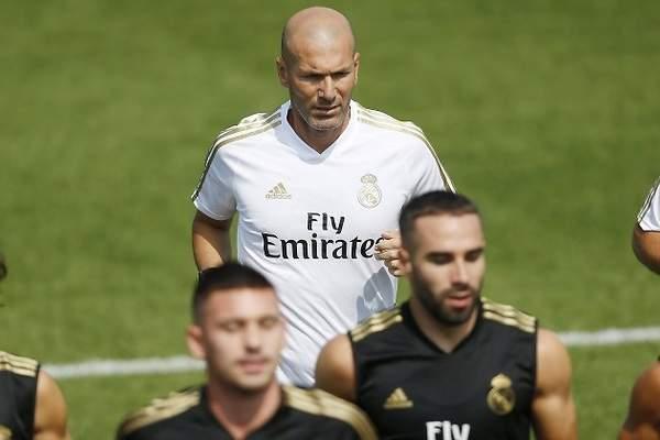 Zidane nabil fekir