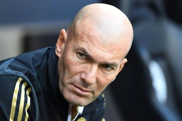 Zidane no quiere a Mariano Díaz en el equipo