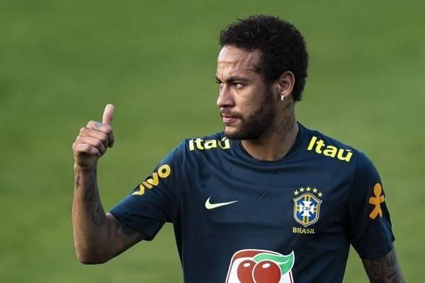 neymar tuvo un gran sustituto con Everton