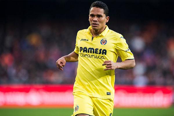 Carlos Bacca se vuelve a sentir importante en el Villarreal