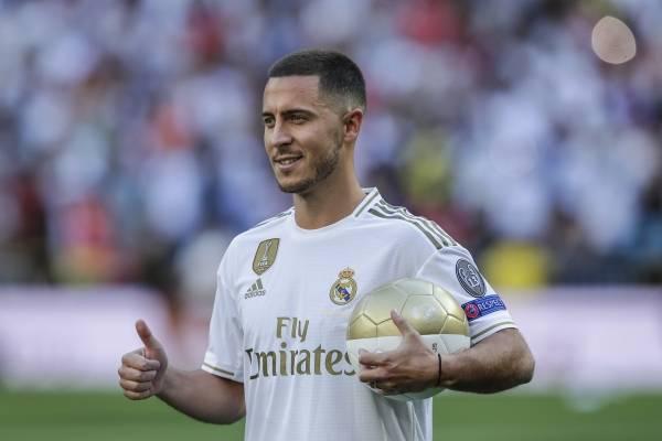 Eden Hazard debe ser el líder del Real Madrid de Zidane