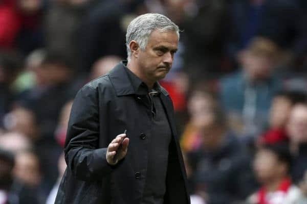 José Mourinho quería fuera a Martial