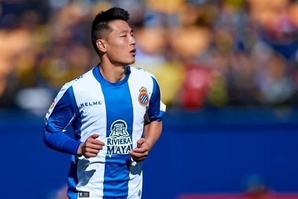 Wu Lei debe dar un paso adelante en el Espanyol