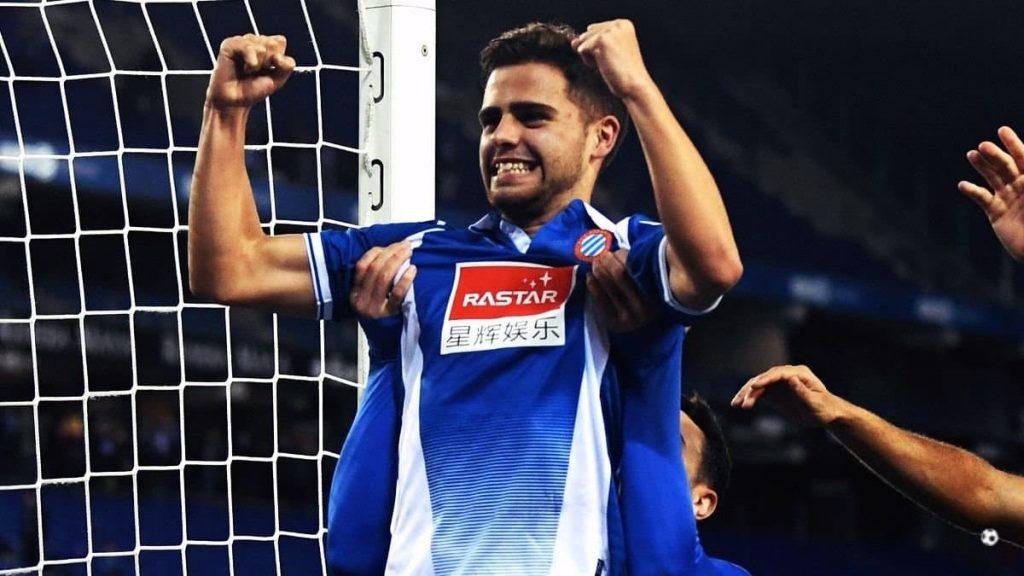 Óscar Melendo RCD Espanyol