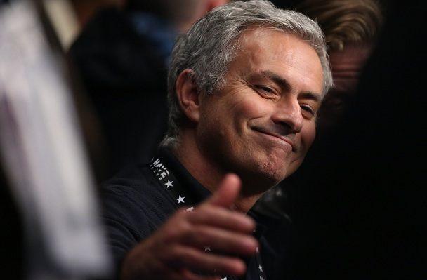 José Mourinho ha sonado para el Palmeiras