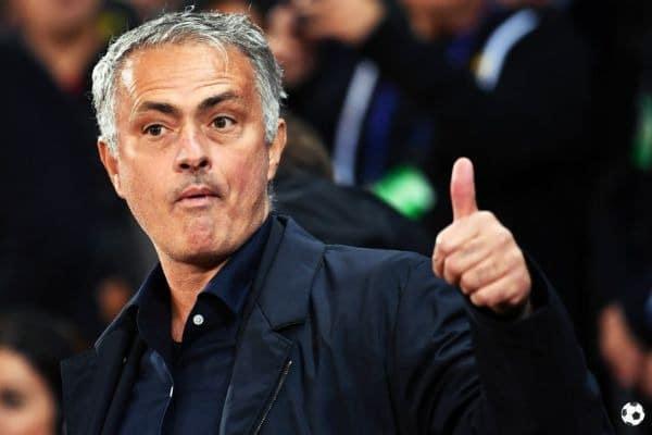 José Mourinho posible entrenador Manchester United