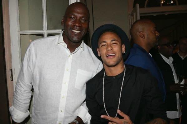 Michael Jordan estuvo involucrado en que Neymar se quedara en el PSG