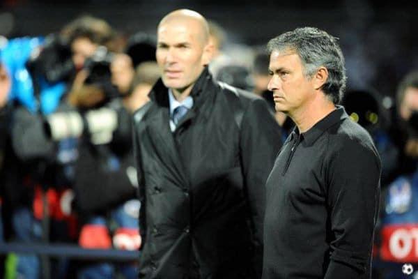 Mourinho vs Zidane