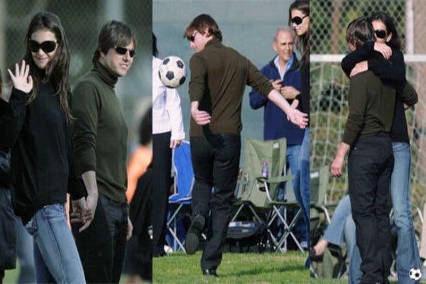 Tom Cruise Futbol