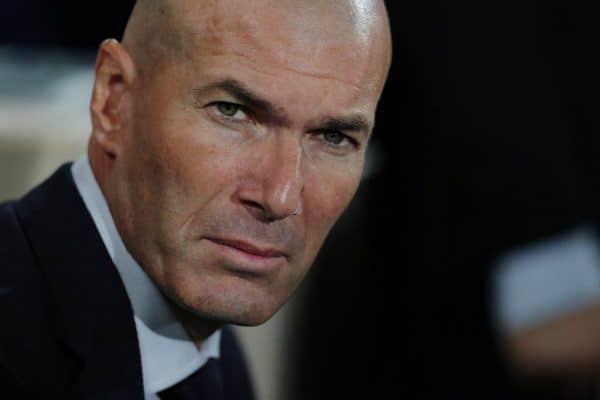 Zidane quiere que Mendy juega más