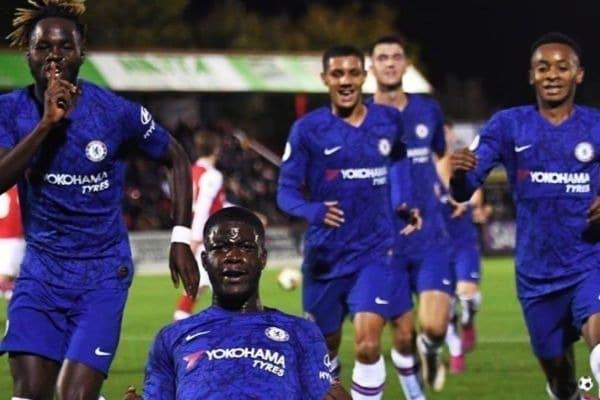 Chelsea Africanos