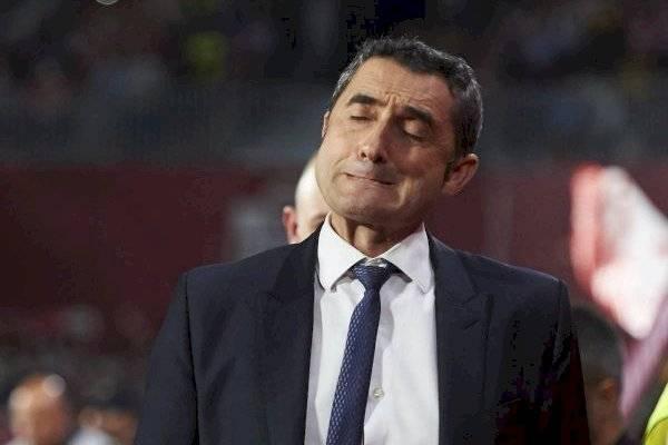 Ernesto Valverde señaló a un crack