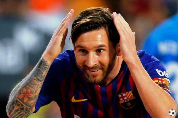 Leo Messi dieta