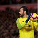 Alisson Becker recuerda la remontada histórica del Liverpool y las caras de Messi y Suárez