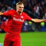 Haland quiere jugar en la Premier League y le llueven las ofertas (Guardiola implicado)