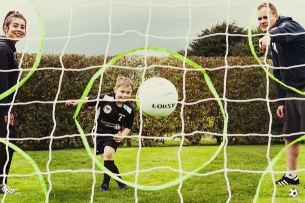 Lona precisión entrenamiento fútbol