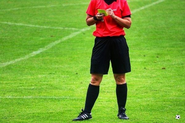 Equipación de árbitros