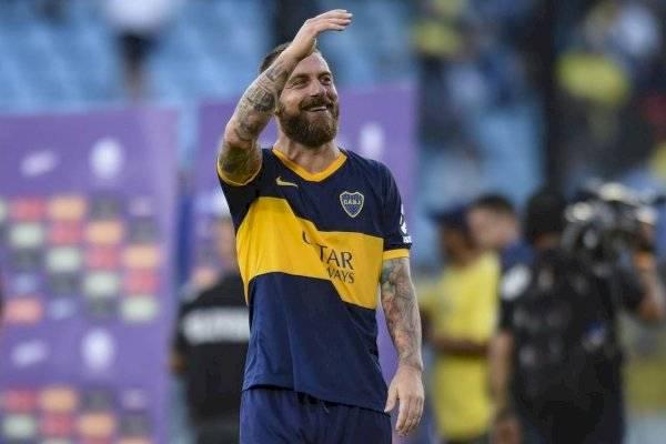 De Rossi en Boca Juniors