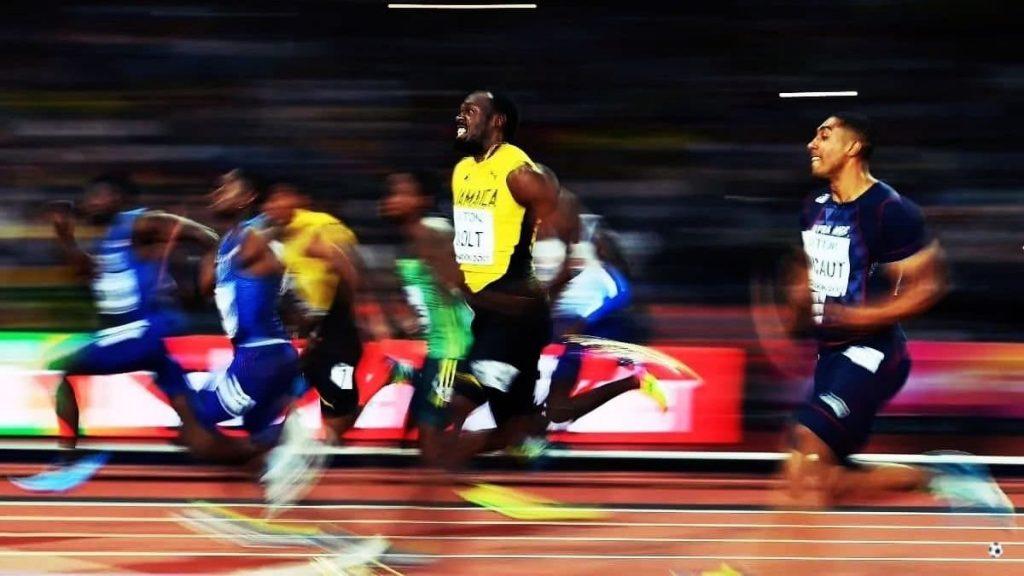 El libro Entrenamiento de La Velocidad (Usain Bolt)