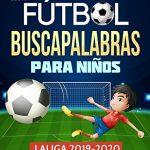 FÚTBOL BUSCAPALABRAS PARA NIÑOS: LaLiga 2019-2020