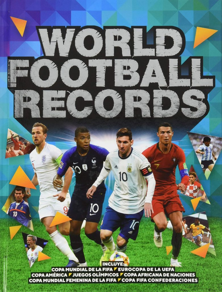World Football Records 2019 (Libros ilustrados)