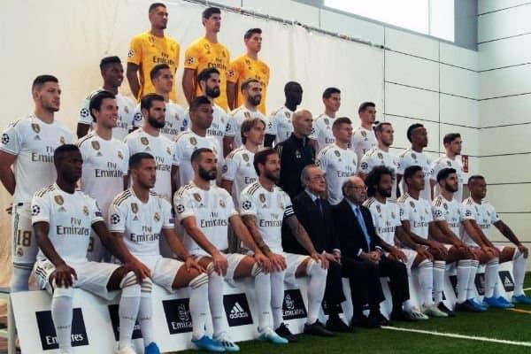 Lista Sueldos Plantilla Real Madrid Florentino Pérez