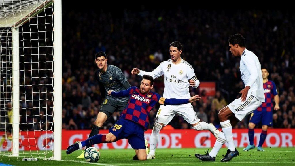 Vuelta al fútbol España