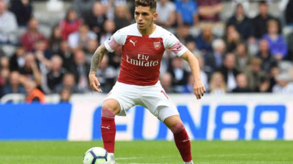 Lucas Torreira, pivote del Arsenal