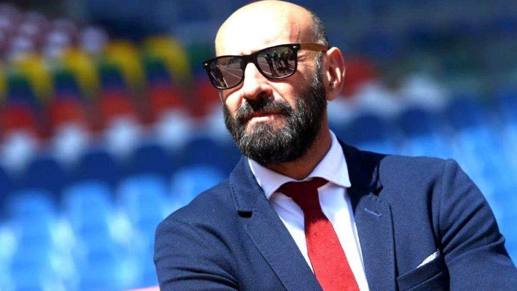 Monchi. Director deportivo del Sevilla.