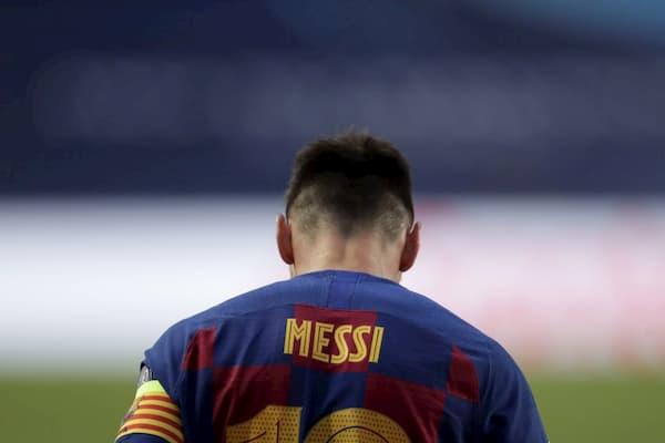 Leo Messi este año no es un seguro de vida por el momento