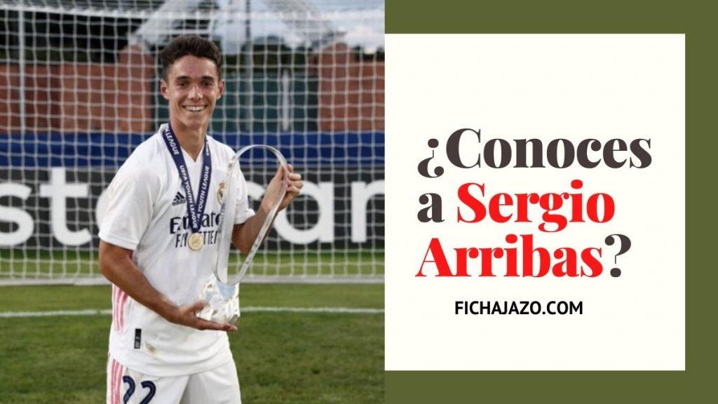 Conoces a Sergio Arribas
